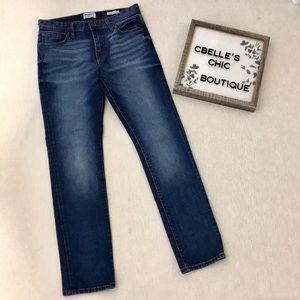 William Rast Dean Slim Straight Jeans Sz 30x30